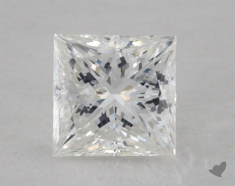 1.51 Carat G-SI2 Princess Cut  Diamond