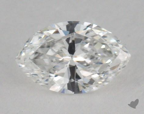 0.48 Carat E-VS1 Marquise Cut Diamond