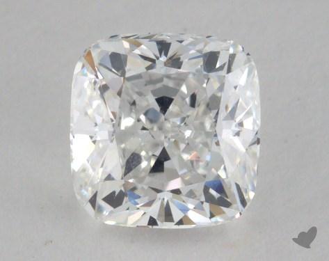 1.10 Carat D-IF Cushion Cut Diamond