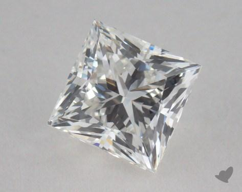 1.25 Carat G-VVS2 Good Cut Princess Diamond
