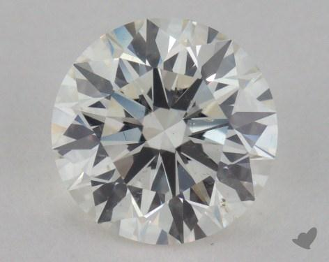 1.53 Carat I-SI1 Excellent Cut Round Diamond