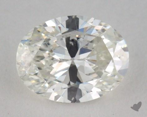 1.08 Carat H-VS2 Oval Cut Diamond