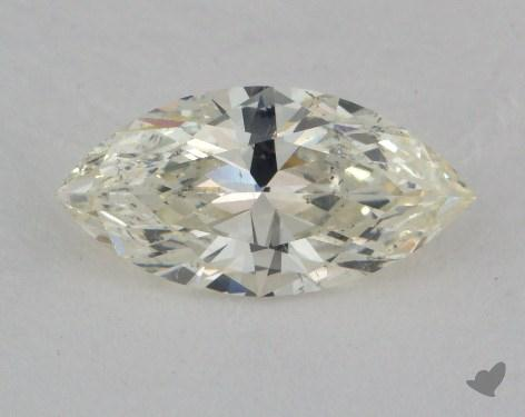 1.26 Carat K-SI2 Marquise Cut Diamond