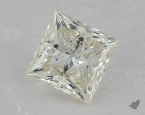 1.20 Carat K-VS1 Very Good Cut Princess Diamond