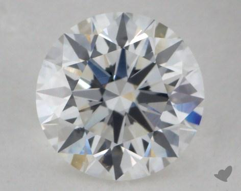 1.01 Carat E-VS2 Excellent Cut Round Diamond