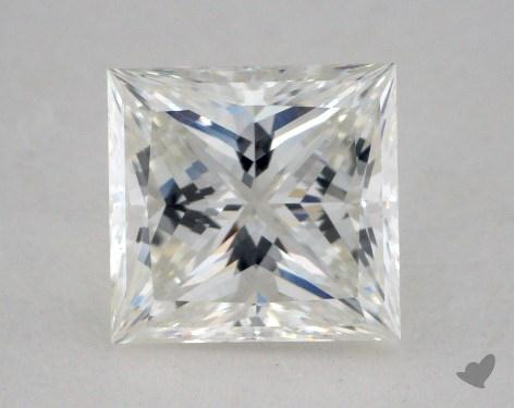 1.51 Carat G-VS1 Ideal Cut Princess Diamond