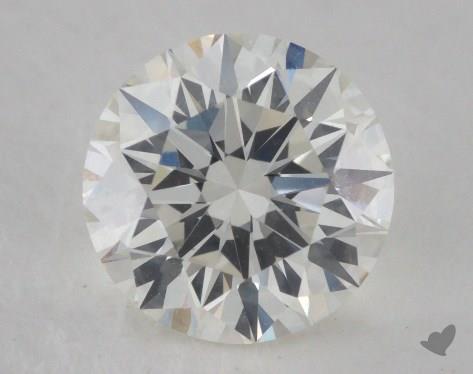 1.21 Carat J-VS1 Excellent Cut Round Diamond