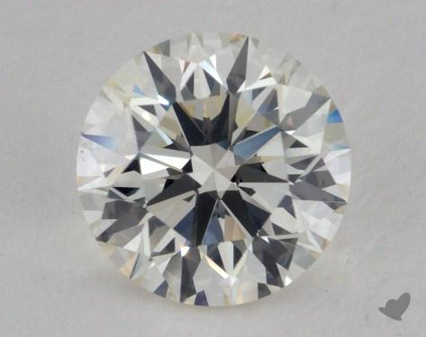 1.50 Carat K-VVS1 Excellent Cut Round Diamond