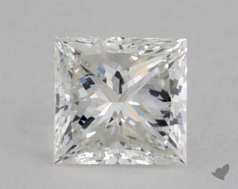 1.21 Carat G-VS2 Princess Cut  Diamond