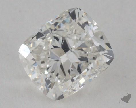 0.59 Carat G-VS1 Cushion Cut Diamond