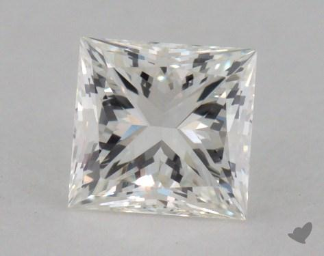 0.50 Carat I-VS1 Princess Cut Diamond