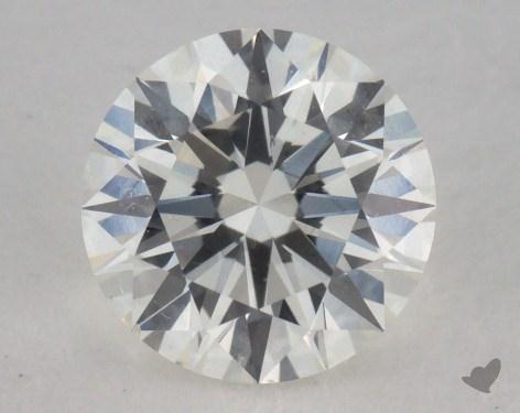 0.73 Carat I-VS2 Excellent Cut Round Diamond