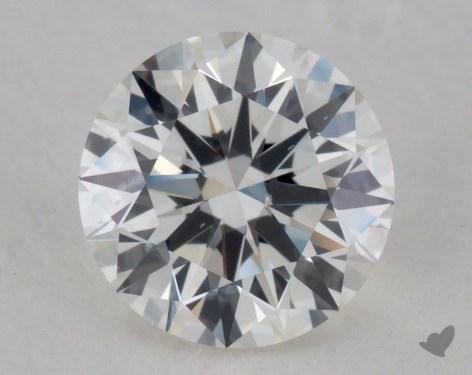 0.77 Carat H-SI2 True Hearts<sup>TM</sup> Ideal Diamond