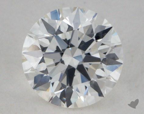 0.82 Carat G-VS1 Excellent Cut Round Diamond