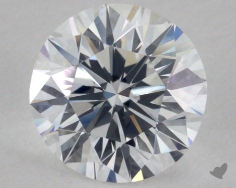1.51 Carat D-IF Round Diamond