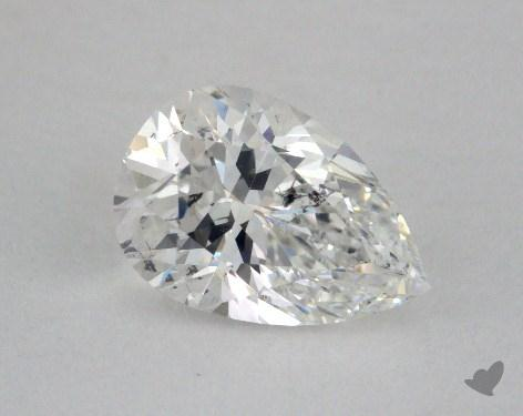 1.30 Carat E-SI2 Pear Cut Diamond