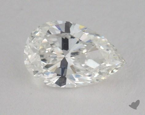1.32 Carat G-VS2 Pear Shaped  Diamond