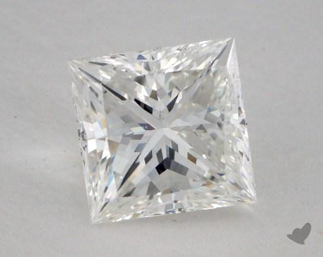 1.53 Carat F-VS2 Princess Cut Diamond