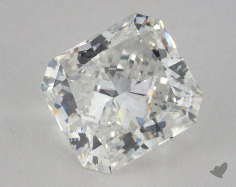 3.56 Carat E-VS2 Radiant Cut Diamond