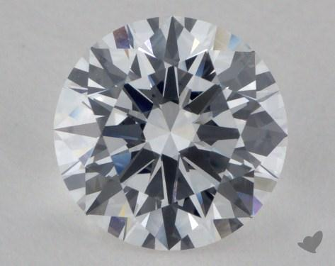1.42 Carat E-VVS1 Excellent Cut Round Diamond