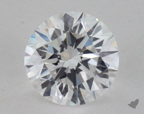 1.13 Carat D-VS1 Very Good Cut Round Diamond
