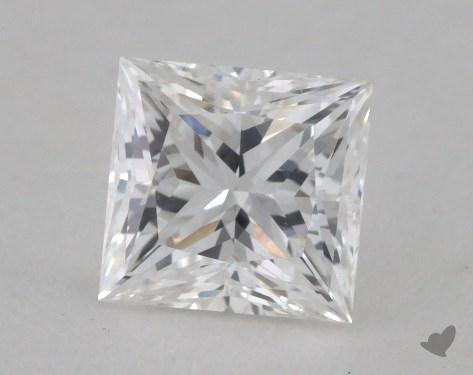0.65 Carat G-SI2 Princess Cut Diamond