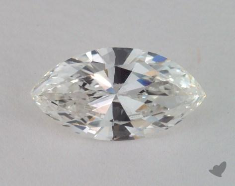 2.00 Carat G-VVS2 Marquise Cut Diamond
