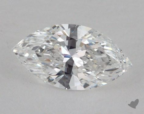 1.57 Carat D-VS2 Marquise Cut Diamond