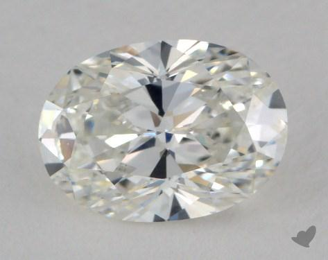 1.25 Carat H-VVS2 Oval Cut  Diamond