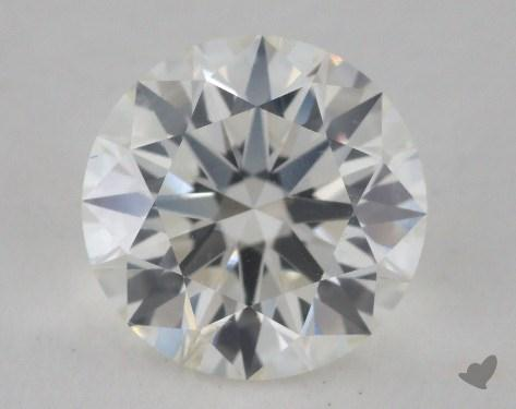 2.05 Carat I-SI2 Excellent Cut Round Diamond