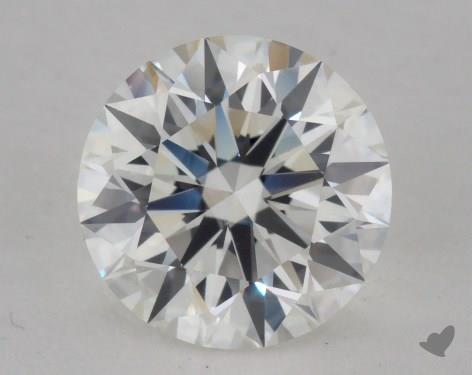 1.21 Carat H-VS1 Excellent Cut Round Diamond