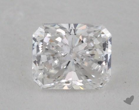 0.50 Carat D-VS2 Radiant Cut Diamond