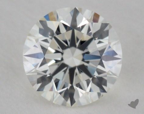 0.71 Carat I-VS2 Round Diamond