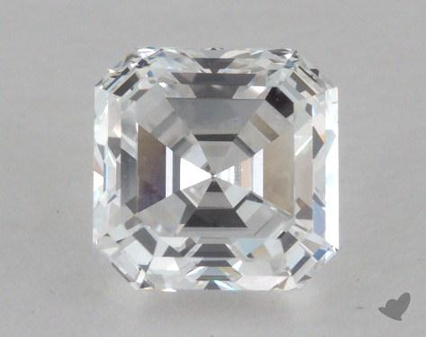 1.02 Carat E-VS1 Square Emerald Cut Diamond
