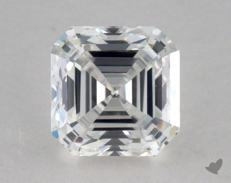 1.20 Carat D-VS2 Square Emerald Cut Diamond