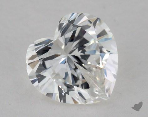 2.00 Carat G-VS1 Heart Shaped  Diamond