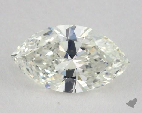 1.01 Carat I-VS1 Marquise Cut Diamond 