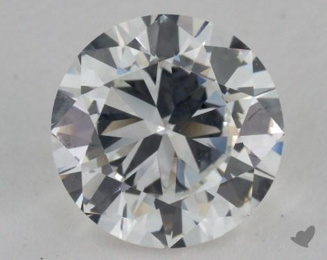 2.00 Carat G-VS2 Very Good Cut Round Diamond