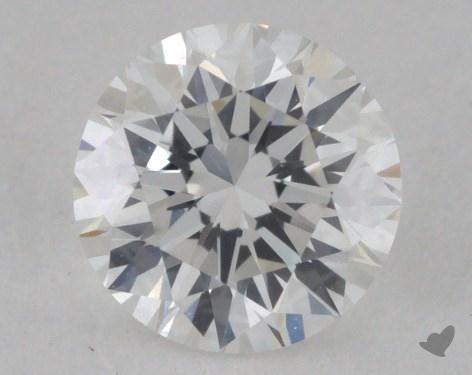 0.31 Carat F-VVS2 Very Good Cut Round Diamond