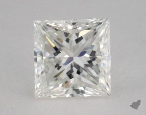 1.51 Carat H-VS1 Excellent Cut Princess Diamond