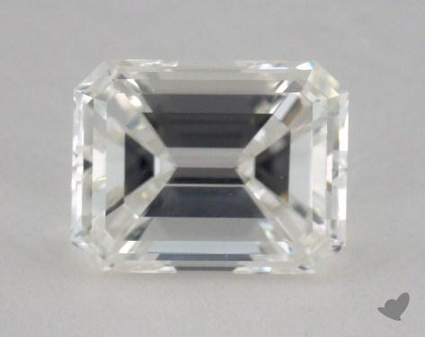 1.40 Carat H-VS1 Emerald Cut  Diamond