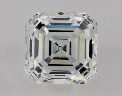 1.80 Carat H-VVS2 Asscher Cut Diamond