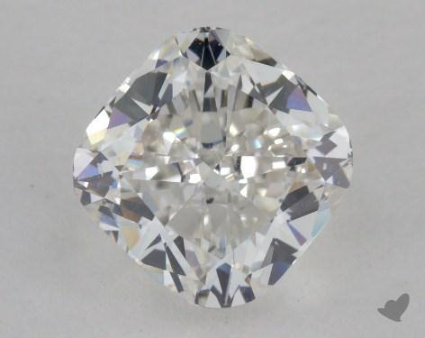 1.92 Carat H-VS1 Cushion Cut Diamond