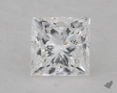 0.50 Carat F-VS2 Excellent Cut Princess Diamond