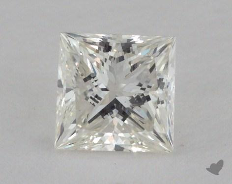 1.03 Carat I-SI1 Very Good Cut Princess Diamond