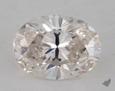 3.01 Carat I-VS1 Oval Cut Diamond