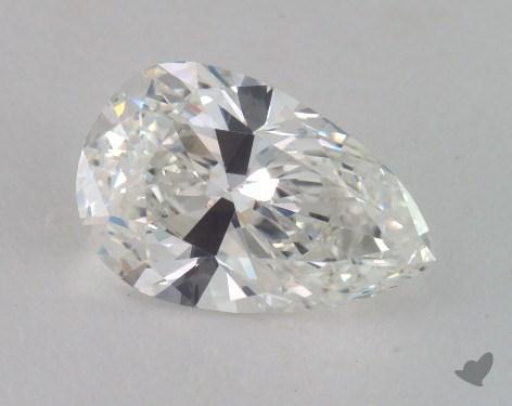 2.07 Carat G-VS2 Pear Shape Diamond
