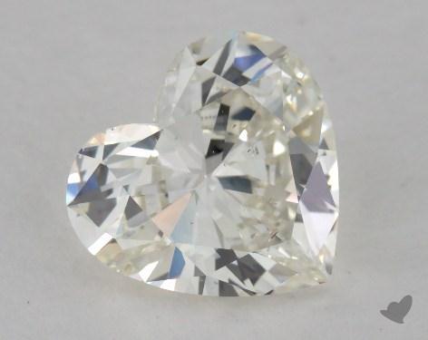 2.01 Carat J-SI1 Heart Shape Diamond