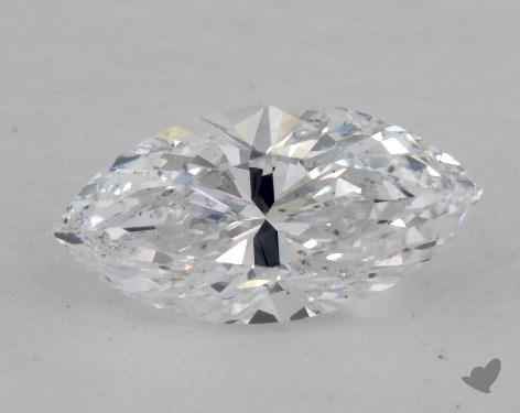 1.16 Carat D-SI2 Marquise Cut Diamond