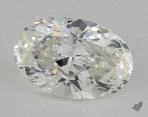1.50 Carat I-VS2 Oval Cut Diamond